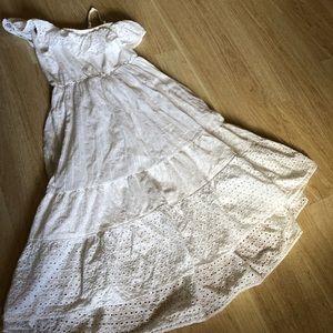 Other - Gorgeous white bohemian girls dress